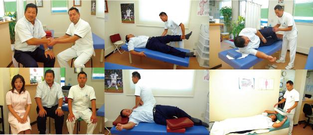 プロレスラーの藤波辰巳さんが恵比寿鍼灸整骨院へ御来院されました!!